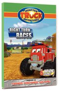 Right Turn Races (Monster Truck Adventures Series) DVD