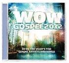 Wow Gospel 2012 Double CD