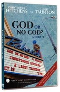 Taunton / Hitchens Debate: God Or No God? (Fixed Point Foundation Films Series) DVD