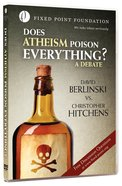 Berlinksi / Hitchens Debate: Does Atheism Poison Everything? (Fixed Point Foundation Films Series) DVD