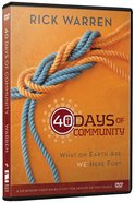 40 Days of Community (Dvd) DVD