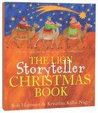 The Lion Storyteller Christmas Book Paperback