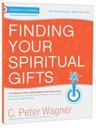 Finding Your Spiritual Gifts Questionnaire Booklet