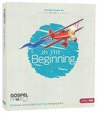 In the Beginning (Preschool Leader Kit) (#01 in The Gospel Project For Kids 2012-15 Series)