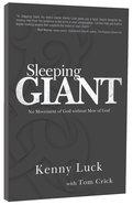 Sleeping Giant Paperback