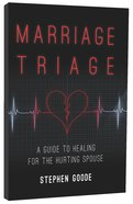 Marriage Triage Paperback