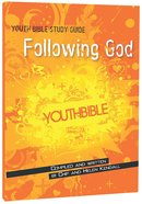Following God (ERV Text) (Youth Bible Study Guide Series) Paperback