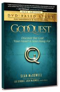 Godquest Teens Study: Discover the God Your Heart is Searching For (Dvd) DVD