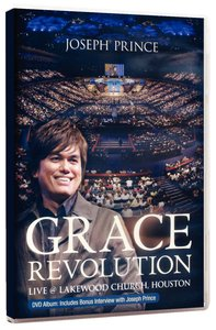 Grace Revolution - Lakewood Church, Houston (4 Dvds)