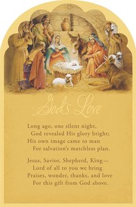 Christmas Premium Boxed Cards: Gods Love (Luke 19:10 Nkjv)