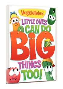 Veggie Tales #50: Little Ones Can Do Big Things Too (#050 in Veggie Tales Visual Series (Veggietales))