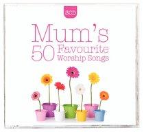 Mums 50 Favourite Worship Songs Triple CD