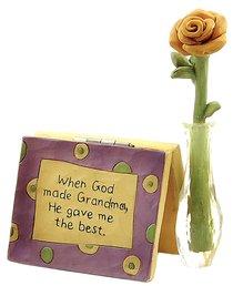 Blossom Bucket: When God Made Grandma