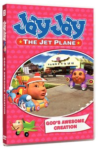Gods Awesome Creation (#03 in Jay Jay The Jet Plane Series)