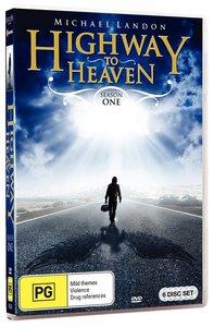 Highway to Heaven - Season 1 (7 Discs) (Highway To Heaven Series)