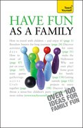 Have Fun as a Family eBook