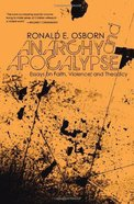 Anarchy and Apocalypse eBook