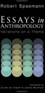 Essays in Anthropology eBook