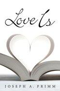 Love is eBook