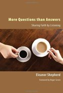 More Questions Than Answers eBook