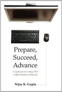 Prepare, Succeed, Advance eBook