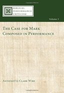 The Case For Mark Composed in Performance eBook