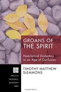 Groans of the Spirit eBook