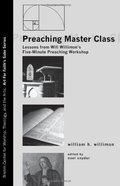 Preaching Master Class eBook