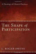 The Shape of Participation eBook