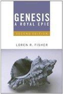 Genesis a Royal Epic eBook