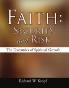 Faith: Security and Risk eBook