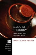Music as Theology eBook