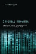 Original Knowing eBook