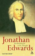 Jonathan Edwards Hardback
