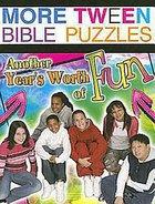 More Tween Bible Puzzles