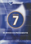 Grade 7 (Lifepac Science Experiments DVD Series)