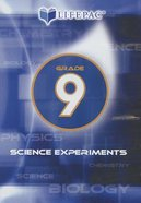 Grade 9 (Lifepac Science Experiments DVD Series) DVD