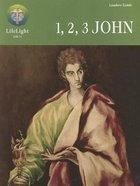 1,2,3 John (Leader Guide) (Lifelight Series) Paperback