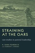 Straining At the Oars Paperback
