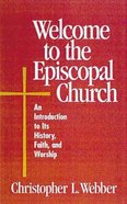 Welcome to the Episcopal Church