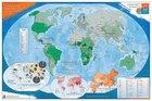 Operation World Prayer Wall Map (Uv Coated)