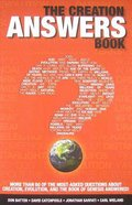 The Creation Answers Book Paperback
