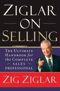 Ziglar on Selling eBook