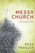 Messy Church (Messy Church Series) Paperback