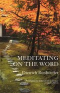 Meditating on the Word Paperback