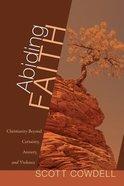Abiding Faith Paperback