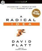 Radical Idea (Unabridged, 1 Cd) CD