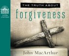 The Truth About Forgiveness (Unabridged, 2 Cds)