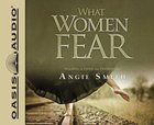 What Women Fear (Unabridged 5cds) CD
