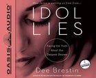 Idol Lies (Unabridged 4cds) CD